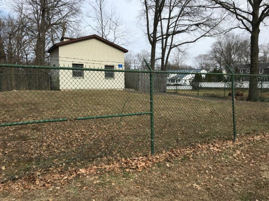 A 50-foot-long prefabricated water treatment unit will replace the current fenced-in well structure at the Martis Well next to a park near the intersection of Elizabeth Avenue as part of a borough-wide upgrade of water treatments at its six wells.