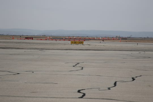More than 5,000 feet of runway at the Carlsbad Cavern City Air Terminal will be reconstructed thanks to a grant from the United States Department of Transportation.