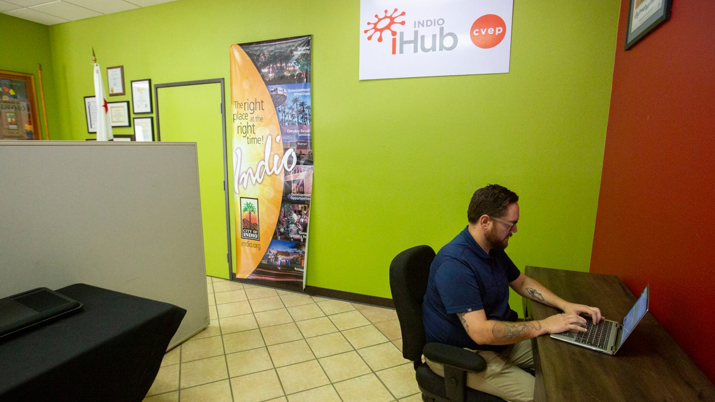 iHub business incubator opens in Indio to encourage entrepreneurship