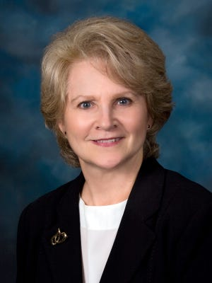 Connie Cushing is treasurer of the Santa Rosa Kid's House