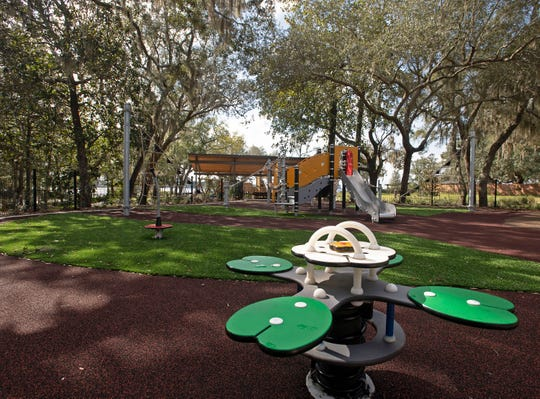 Innerarity Point Park was expected to open to the public in early March but that has been delayed.