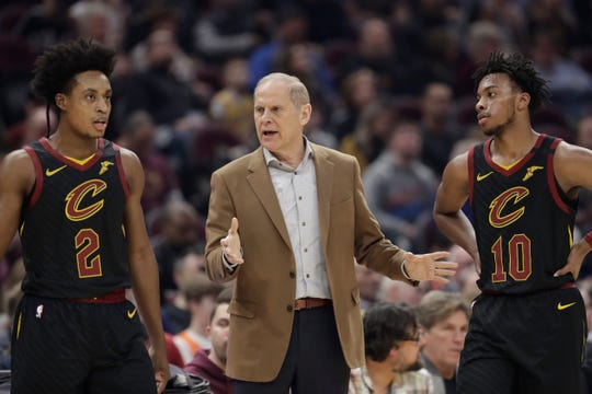 Charles Barkley Rips Cleveland Cavaliers Players For John Beilein