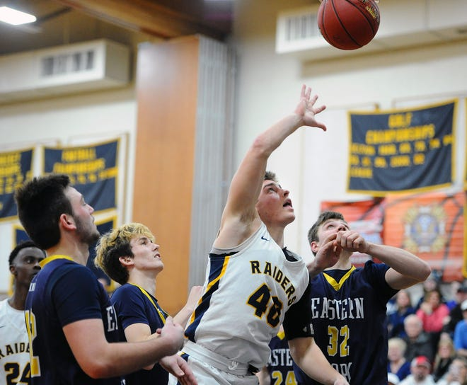 Elco's Braden Bohannon became the fifth player in the school's boys basketball history to reach 1,000 career points last season,