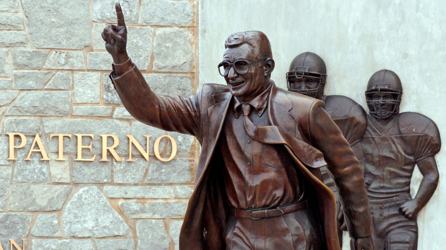 Bo Schembechler's legacy will linger even if statue is removed. Just ask Penn State