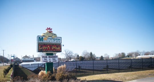 Morningstar Marketplace in Thomasville on Friday, Feb. 21, 2020. The flea and farm market filed for Chapter 11 bankruptcy on Tuesday, Feb. 18.