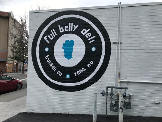 Full Belly Deli, in its second (and newest) Reno location on Forest Street in Midtown, serves the same menu as its sister restaurant on Mill Street.