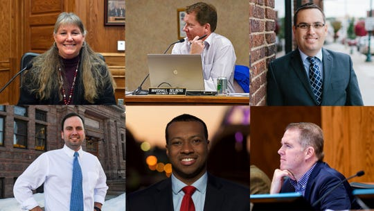Those on the 2020 City Council ballot include Theresa Stehly, Alex Jensen, Marshall Selberg, Julian Beaudion, Greg Neitzert and Pat Starr.