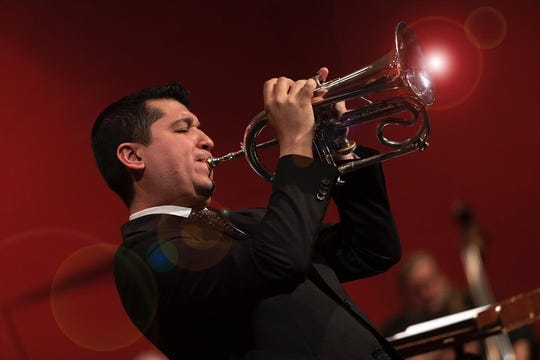 Pacho Flores, one of the world's premier trumpet soloists, will be stopping in St. George to perform with the Southwest Symphony on Friday evening, Feb. 28.