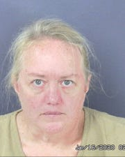 Sonya Hammerberg, 53, was charged Jan 16 with marijuana distribution after she admitted to stealing and illegally selling marijuana from her job at Trulieve.
