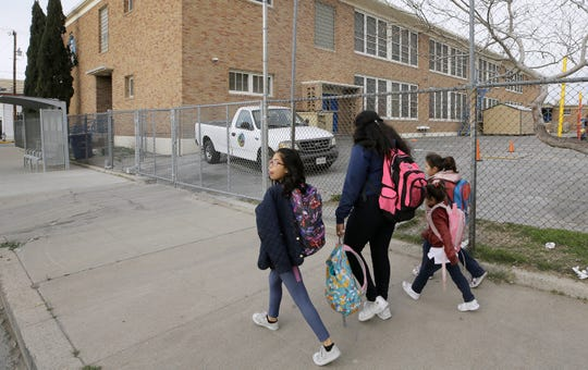 La Fe Preparatory School in the Segundo Barrio received an accreditation warning status from the Texas Education Agency for the 2019-2020 school year after it received failing financial and academic accountability ratings.