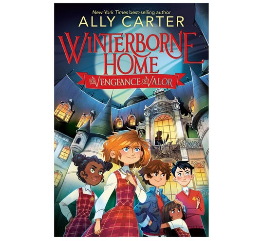 Winterborne Home for Vengeance and Valor by Ally Carter