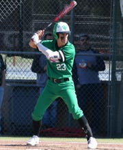 Max Muncy hit .382 last season for Thousand Oaks. The University of Arkansas commit is hoping to help a talented Lancers team make a run at a CIF title this season.