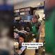Jason Berger, a barista at the Starbucks at the Nemours Building in downtown Wilmington, had no problem belting out opera for customers.