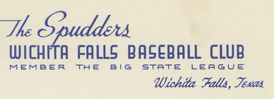 The Spudders were a minor-league baseball team that called Wichita Falls home for decades.