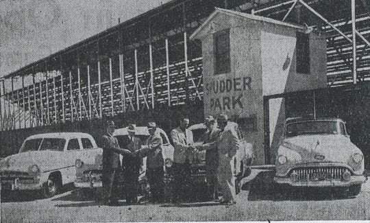 The Spudders were the pride of Wichita Falls for several decades before the organization was disbanded in 1957.