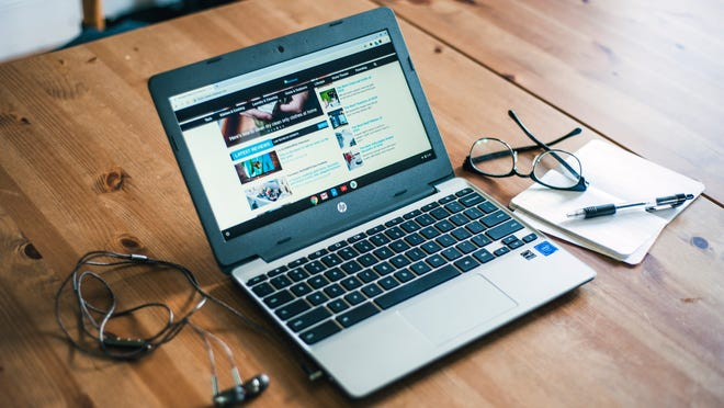 Many districts are giving in-need students Chromebooks to do remote work on. Wayne-Westland Schools said an order for 5,000 laptops was delayed indefinitely shortly before they were expected to arrive.