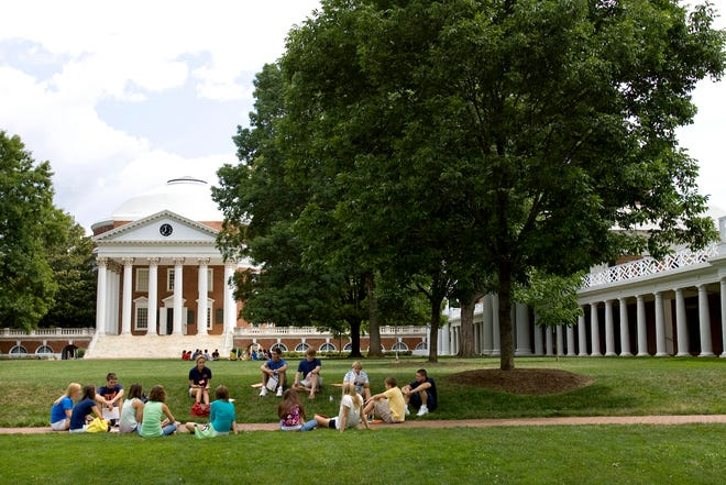 The Lawn is also home to some of UVA's most distinguished student housing. Reserved for seniors, these single rooms are so coveted that occupants may not study abroad if assigned one.