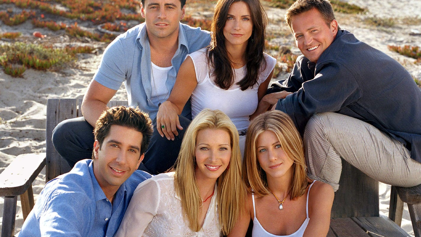 'Friends' reunion officially happening with HBO Max special; Jennifer Aniston, cast reuniting thumbnail