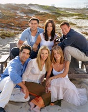 """A much-awaited HBO Max reunion of the """"Friends"""" cast had to be postponed because of the COVID-19 pandemic, but the new streaming services will go ahead with its May 27 launch."""