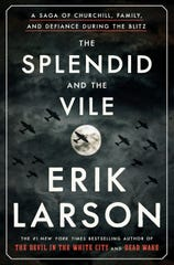 5 books not to miss: 'The Splendid and the Vile,' 'Hood Feminism,' Colum McCann's 'Apeirogon'