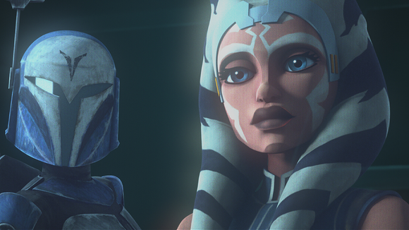 Fan-favorite character Ahsoka is a staple of the Clone Wars era.