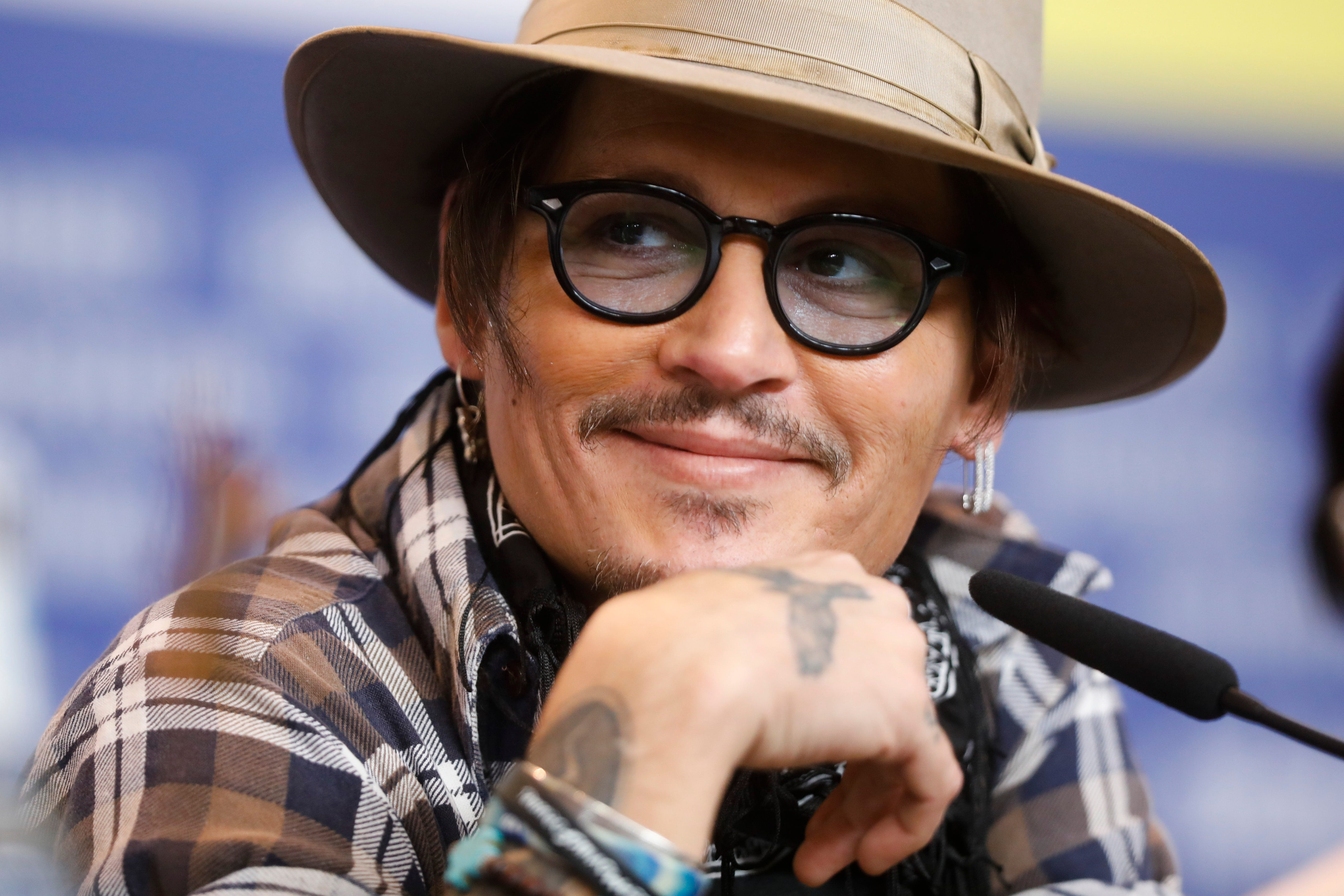 Johnny Depp joins Instagram to support fans battling  invisible enemy  of coronavirus