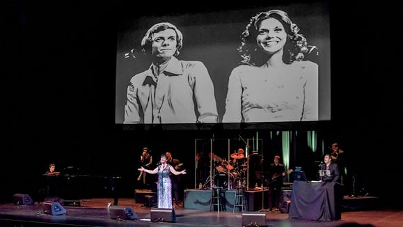 """Carpenters Remembered""  pays tribute to the sibling pop duo Feb. 29 at the Suquamish Clearwater Casino Resort."