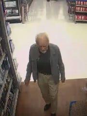 John Kulesa was last seen at the Walmart on Palm Bay road on Feb. 21.