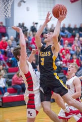 Colonel Crawford's Jordan Fenner was named Second Team All-Ohio for the first time in his career.