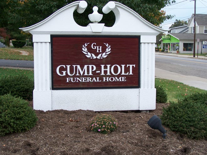 Gump-Holt Funeral Home on Glenmore Avenue in Cheviot.