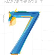 """Map of the Soul: 7"" by BTS"