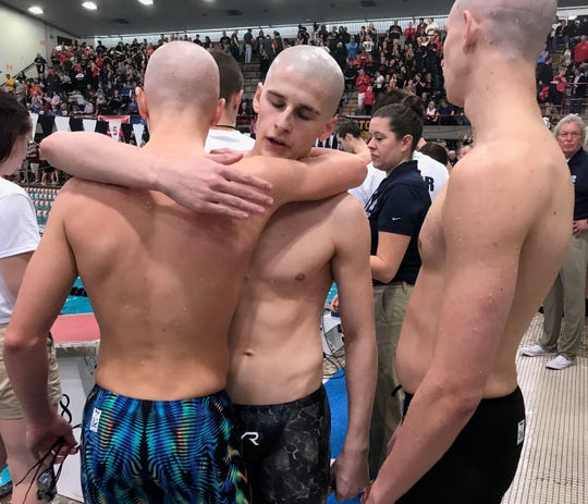 Gallery: State swim meet, Day 2