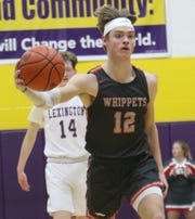 Shelby's Grant Gossom has the Whippets at No. 4 in the Richland County Boys Basketball Power Poll.