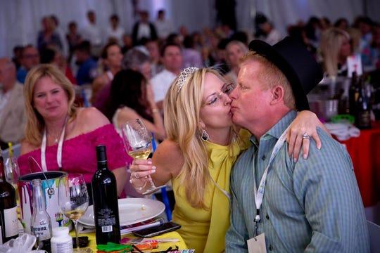 The 12th annual Southwest Florida Wine & Food Fest was held at the Hyatt Regency Coconut Point Resort & Spa in Bonita Springs on Saturday, February 22, 2020.
