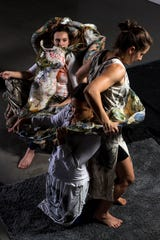 """Jessica Jackson Hutchins' workshop images for site-specific performance on the opening of the exhibit """"Labor: Motherhood & Art in 2020."""""""