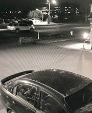 Westland police say this vehicle may be tied to a fatal pedestrian crash.
