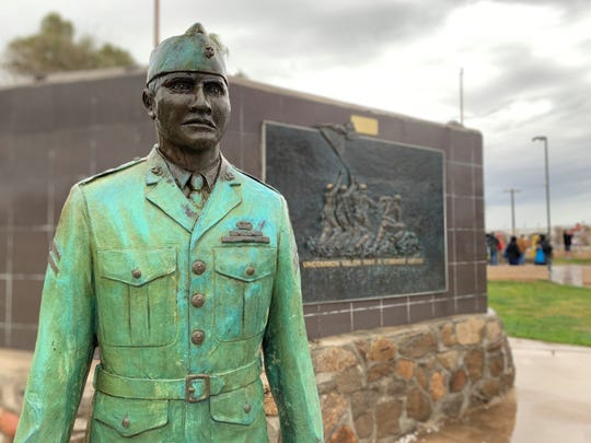 Ira Hayes raised the flag on Iwo Jima. 75 years later, he still inspires this Indian community.