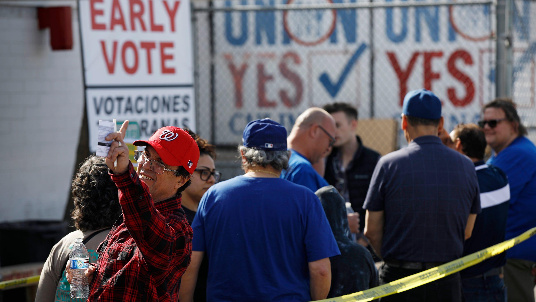 Tech boom, suburban growth drive Nevada's Democratic shift