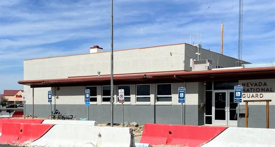 Yerington is close to closing on the old National Guard building, which would serve as a new city hall.