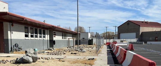Yerington's city hall should be moving into the old Army National Guard building this summer.