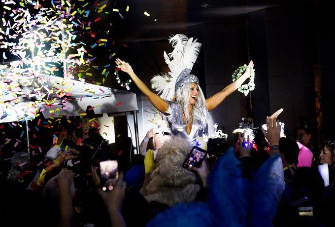 25 Years of Fantasy: Krewe of Highland Grand Bal XXV Friday evening February 21,2020.