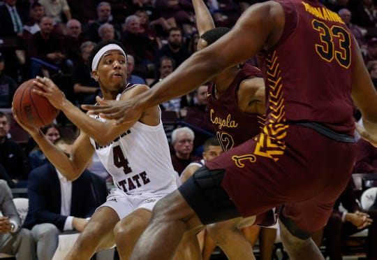 The Missouri State Bears defeated Loyola 74-62 at JQH Arena on Saturday, Feb. 22, 2020.