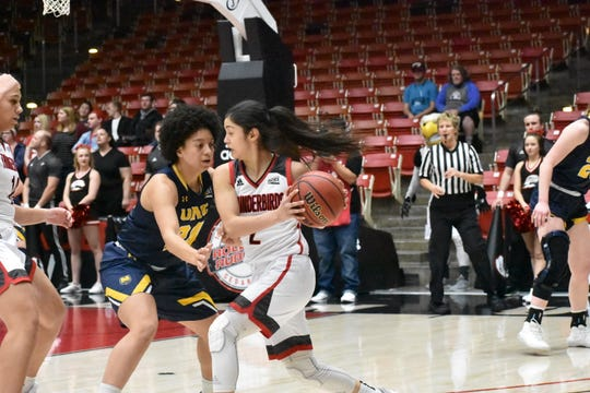 Southern Utah's womens basketball team downed Northern Colorado 64-50 on Thursday, February 20th.