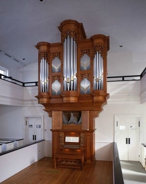 Tallahassee Chapter of the American Guild of Organists will present special guest artist Dr. Paul Tegels on Sunday, March 1 at 3 p.m. at First Presbyterian Church.