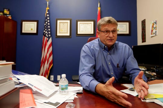 Leon County Supervisor of Elections Mark Earley describes some of the precautions taken to prepare for the upcoming 2020 election.