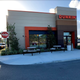 An armed robber struck a Dunkin' Donuts north of Vero Beach on Friday, February 21, 2020.