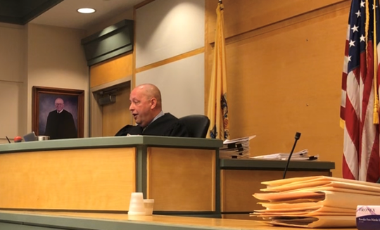 Cumberland County Superior Court Judge Robert Malestein on Friday sentenced former Millville police Officer Jeffrey E. Profitt to two years probation and a suspended, 364-day jail term for assaulting a man.