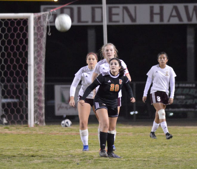 Centennial defeated Tulare Union 1-0 on Friday in the Central Section Division II championship game in Bakersfield.