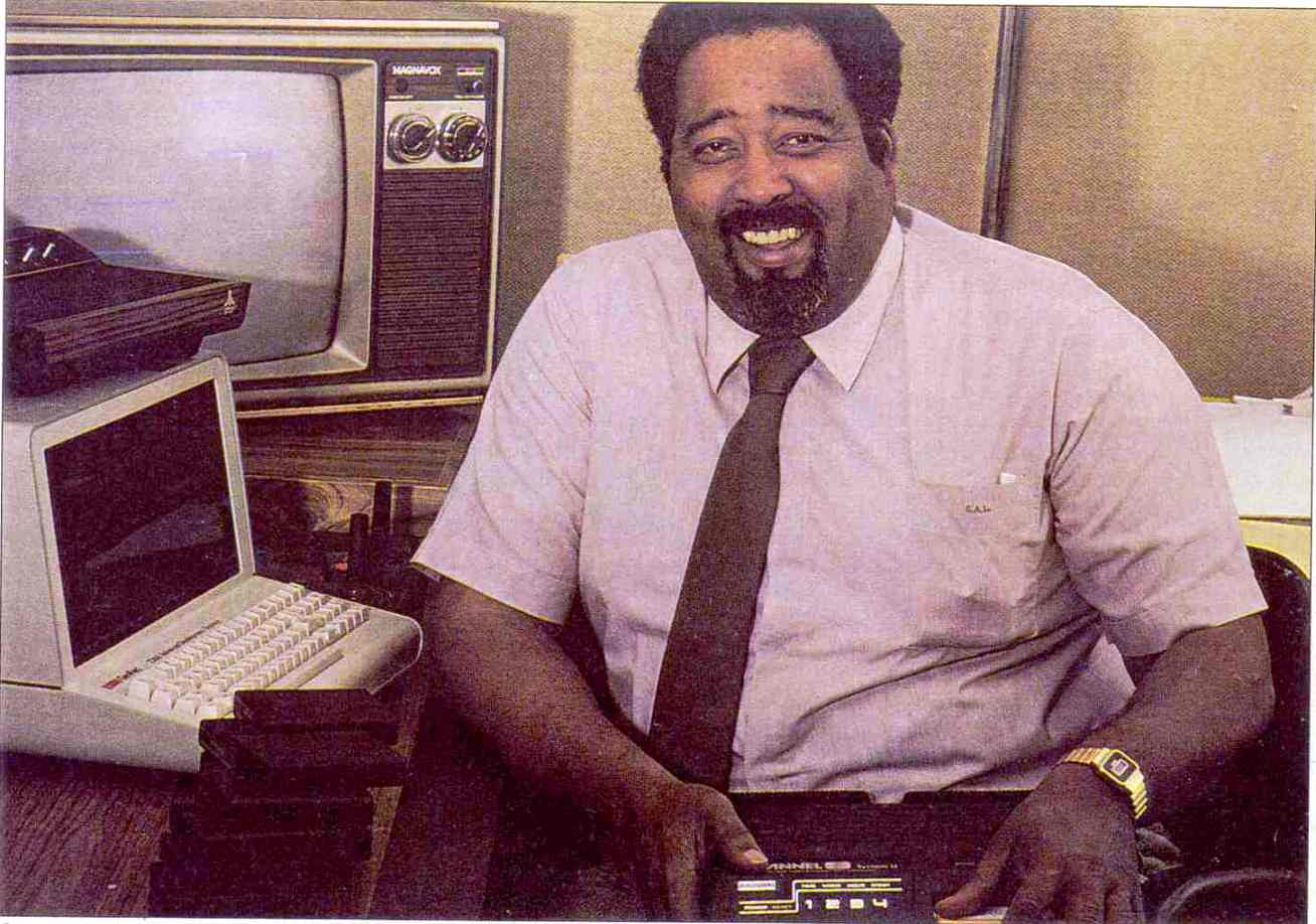 Before Nintendo and Atari: How a black engineer changed the video game industry forever