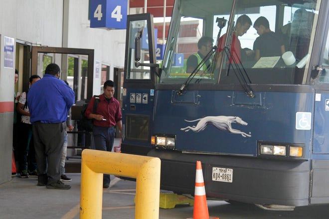 Amtrak Greyhound Continue Routes Despite Coronavirus Cases On Board